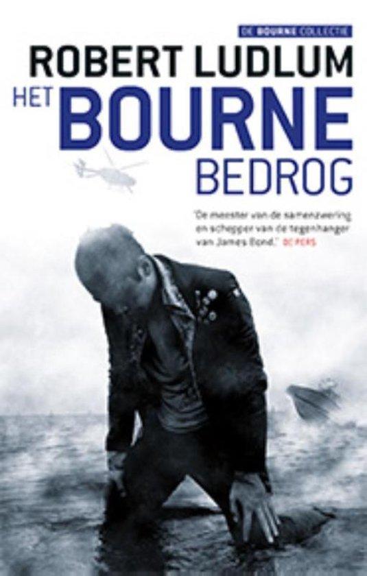 Afbeelding van Jason Bourne - Het Bourne bedrog