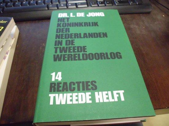 KONINKRIJK NED. 14 REACTIES (2 BANDEN) - de Jong |