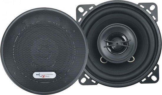 Excalibur X102 Speakerset 10cm Coaxiaal - Inbouw