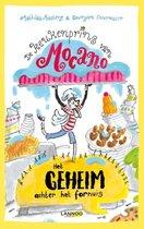 Boek cover De keukenprins van Mocano van Mathilda Masters