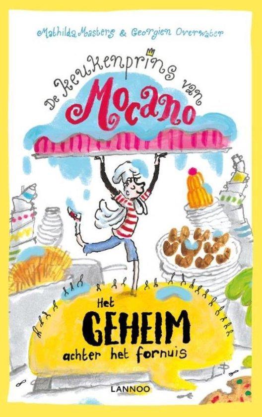 Boek cover De keukenprins van Mocano van Mathilda Masters (Onbekend)