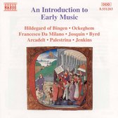 An Introduction to Early Music - Hildegard of Bingen, et al
