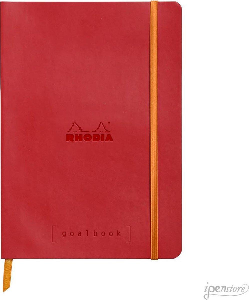 Rhodia Goalbook Bullet Journal A5 Poppy