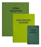 Noma: A work in progress - recepten, dagboek en snapshots van René Redzepi. Een kijkje achter de schermen bij Noma, het beste restaurant ter wereld