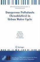 Boek cover Dangerous Pollutants (Xenobiotics) in Urban Water Cycle van P. Hlavinek