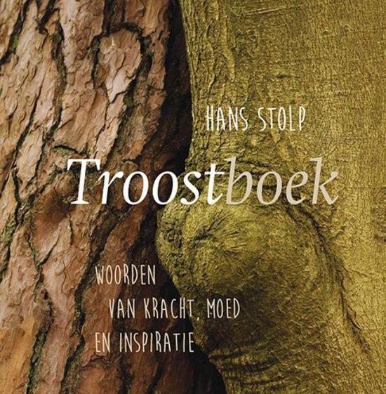 Boek cover Troostboek van Hans Stolp (Hardcover)