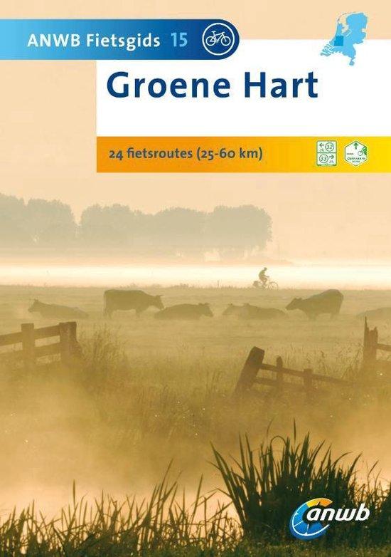 ANWB Fietsgids 15 / Groene Hart - ANWB  