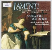 Lamenti - Monteverdi, Vivaldi, et al / Von Otter, et al