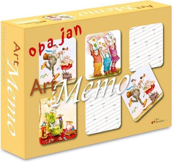 Afbeelding van het spel Geheugenspel Opa Jan