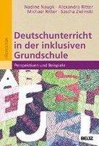 Deutschunterricht in der inklusiven Grundschule