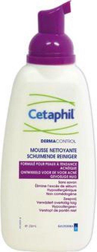 Cetaphil Dermacontrol Schuimende Reiniger - 235ml - Cetaphil