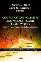 Coordination Polymers & Metal Organic Frameworks