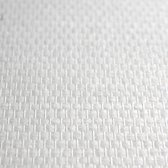 Glasvezelbehang  -  Fijne Ruit  -  1 meter / 50 meter  -  Voorgeschilderd  -  Duurzaam & Milieuvriendelijk  -  Onbrandbaar  - Slijt & Stootvast  -  Glasweefsel  -  Glasvezel