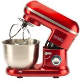 Bourgini Classic Kitchen Chef - Keukenmachine - Rood