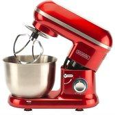 Bourgini Classic Kitchen Chef - Keukenmachine - Rood