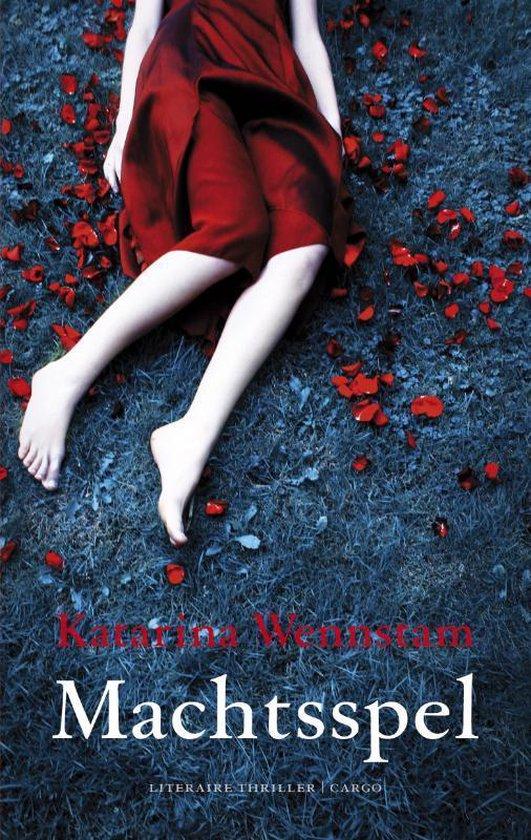 Cover van het boek 'Machtsspel'