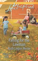 Falling for the Lawman (Mills & Boon Love Inspired) (Kirkwood Lake, Book 2)