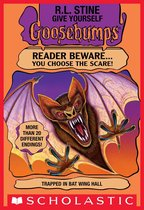 Give Yourself Goosebumps: Trapped in Bat Wing Hall