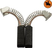 Koolborstelset voor Rupes Schuurmachine TN10 - 6x6x16mm - Vervangt 4777