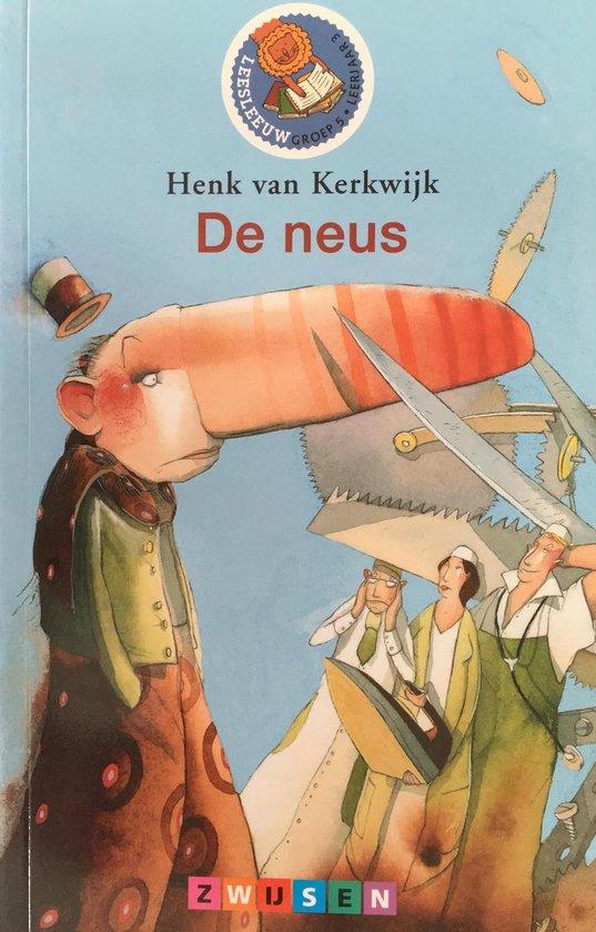 De neus - Jaap de Vries |