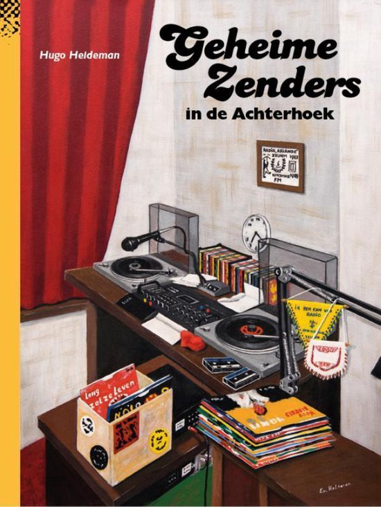 Geheime zenders in de Achterhoek - Hugo Heideman | Readingchampions.org.uk