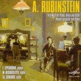 Teplukhina/Bisengaliyev - Trio No. 3 For Piano Viol