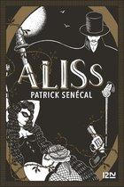 Boek cover Aliss van Patrick Senécal
