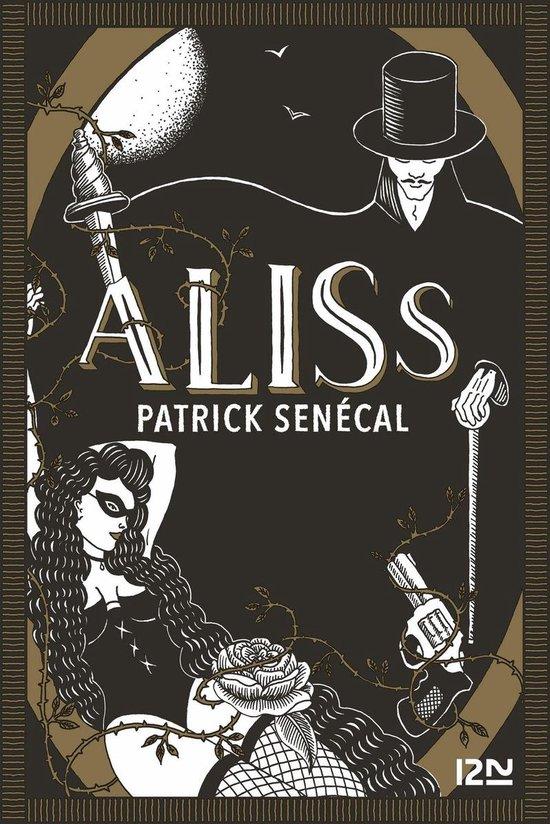 Boek cover Aliss van Patrick Senécal (Onbekend)