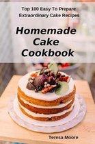 Homemade Cake Cookbook