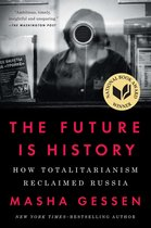 Boek cover The Future Is History van Masha Gessen
