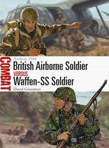 British Airborne Soldier vs Waffen-SS Soldier