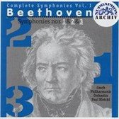 Beethoven: Complete Symphonies Vol 1: Nos 1-3 / Paul Kletzki