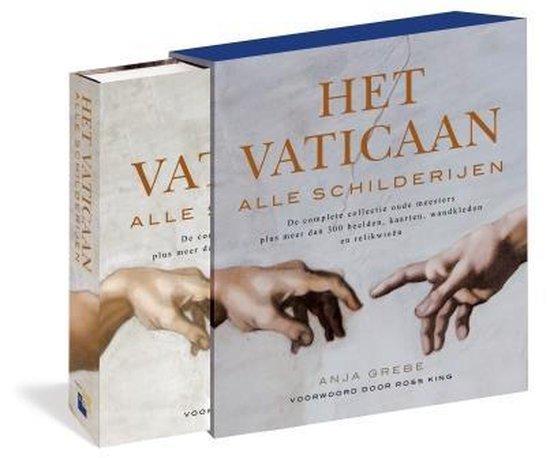 Het Vaticaan - Anja Grebe  