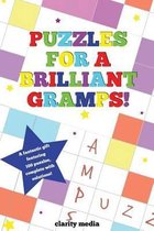 Puzzles for a Brilliant Gramps