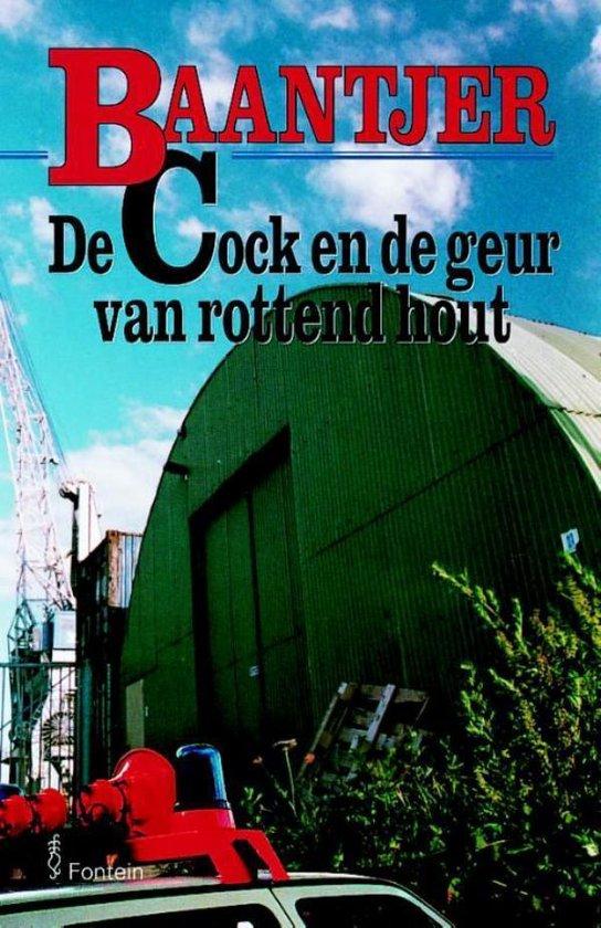 Baantjer 46 - De Cock en de geur van rottend hout - A.C. Baantjer |