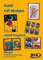 Kunst mit Kindern - Malen