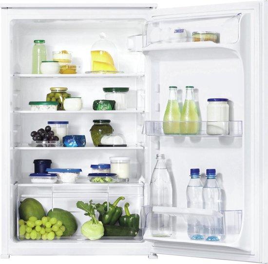 Koelkast: Zanussi ZBA15021SV - Inbouw koelkast, van het merk Zanussi