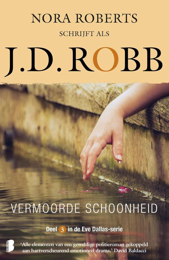 Eve Dallas 3 - Vermoorde schoonheid - J.D. Robb pdf epub