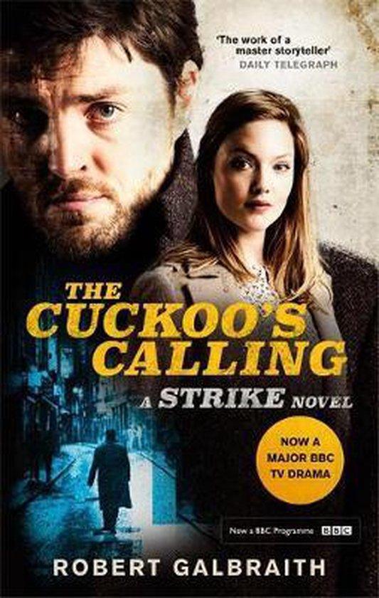 Boek cover The Cuckoos Calling van Robert Galbraith (Paperback)