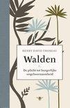 Walden & de plicht tot burgerlijke ongehoorzaamheid