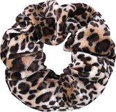 Damesdingetjes Scrunchie - sweet leopard