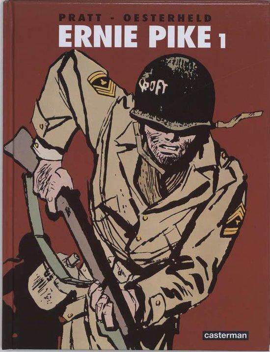 Cover van het boek 'Ernie Pike / 1'