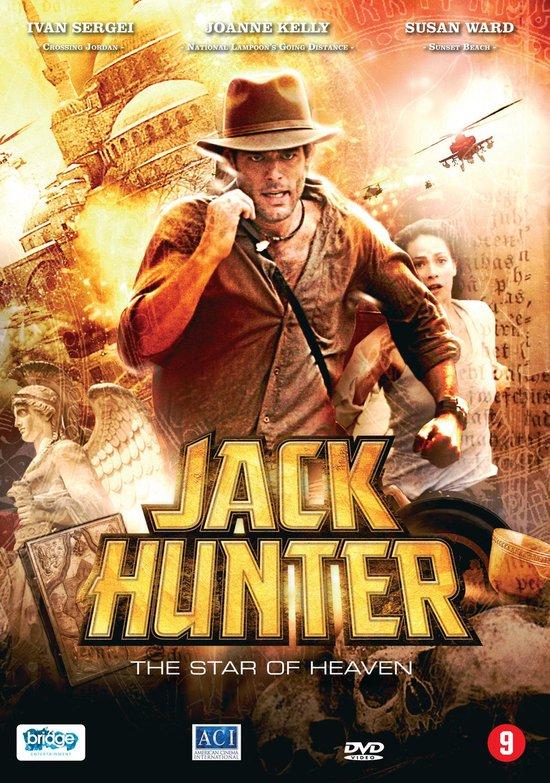 Cover van de film 'Jack Hunter: The Star Of Heaven'