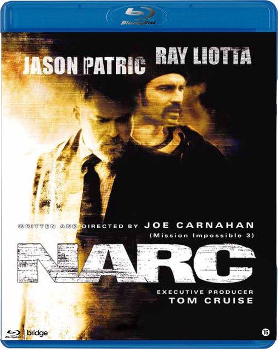 Cover van de film 'Narc'