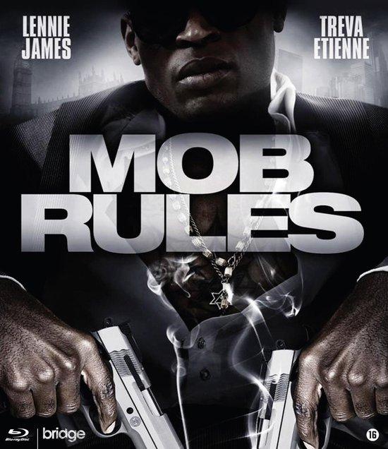 Cover van de film 'Mob Rules'