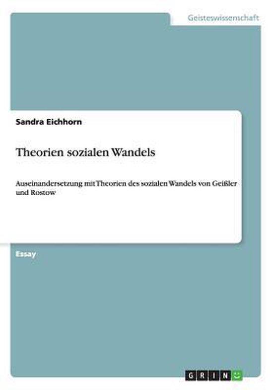 Theorien sozialen Wandels