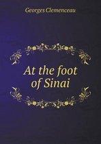 At the Foot of Sinai