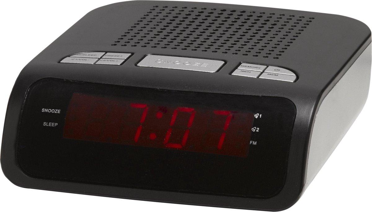Denver CR-419 MK2 - Wekkerradio - Zwart
