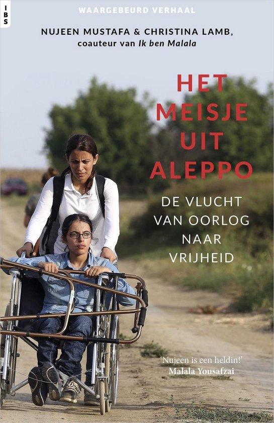 Boek cover Het meisje uit Aleppo van Nujeen Mustafa (Onbekend)