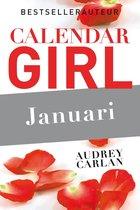 Calendar Girl maand 1 - Januari